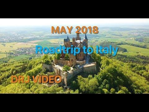Roadtrip to Italy May 2018 (3/3)