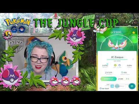 Pokémon Go PvP: Ramble in the Jungle (Cup)