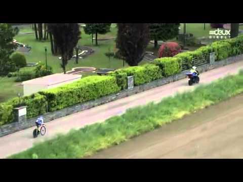 Tour de Romandie 2014 Prologue d'Andrew Talansky + Da costa