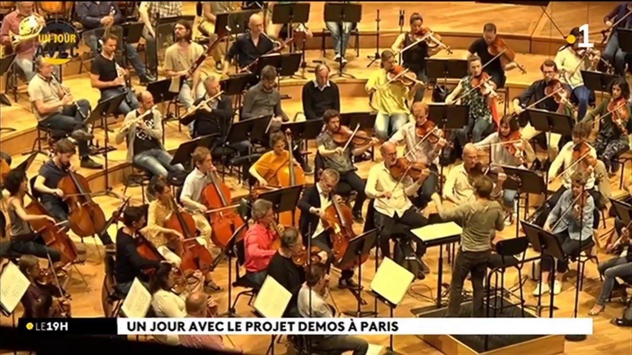 Download Un jour avec... Le projet Démos à Paris
