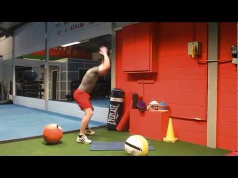 Slam Ball and Wall Ball Exercises From 247PT