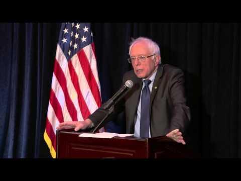 San Diego Press Conference | Bernie Sanders