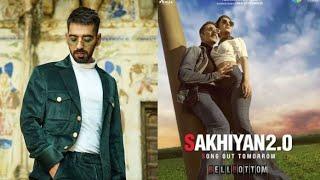Sakhiyan2.0 | Akshay Kumar | BellBottom | Vaani Kapoor | Maninder Buttar | Tanishk B | Zara K |Babbu