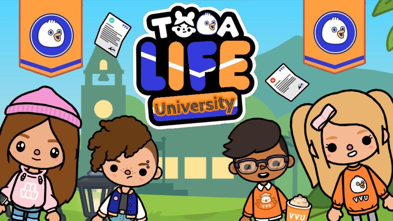 Toca Life University Series | Trailer!?