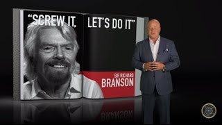 Eric Worre Interviews the Iconic Sir Richard Branson on Network Marketing