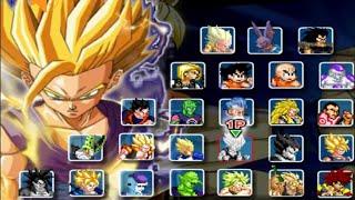 Dragon Ball Fierce Fighting 2-9 - Gohan vs Vegeta