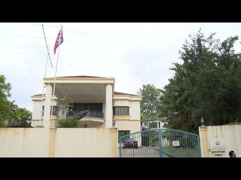 Corea del Norte prohíbe salida a malasios