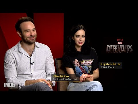 """""""The Defenders"""" Reveal Things to Know About Daredevil and Charlie Cox 