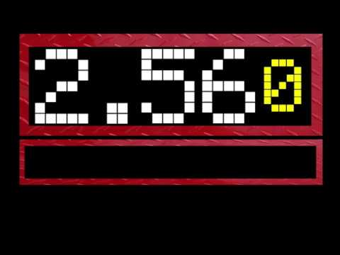 3 Minute Graphical Countdown timer (16bit Music) - YouTube