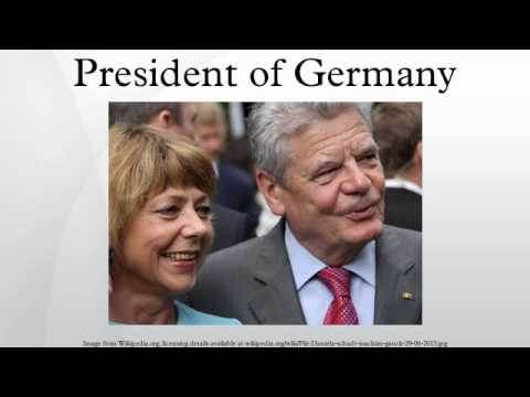 President of Germany