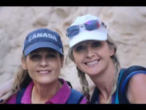 Cross Israel Hike 2011 Slideshow- Short Version