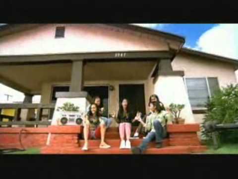 All My Girlz by Keke Palmer music video   lyrics   Slack-Time