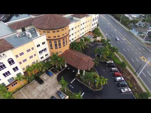 Downtown Melbourne,Fl flight plan