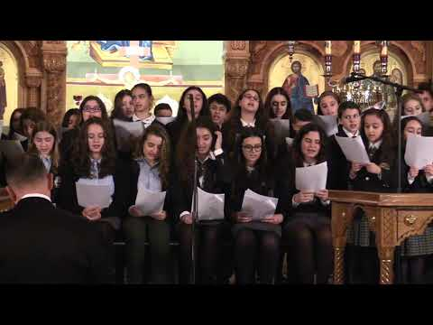 Tree Lighting Ceremony - St Demetrios School