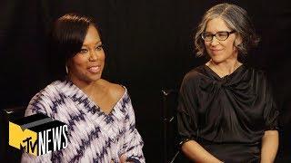 'Watchmen' Cast Talks Series Mirroring Today's Society   MTV News