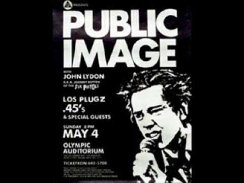Public Image Ltd. Chant(LA,Olympic Auditorium)