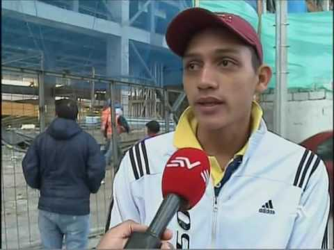 Venezolanos pugnan por plazas laborales con ecuatorianos en Quito