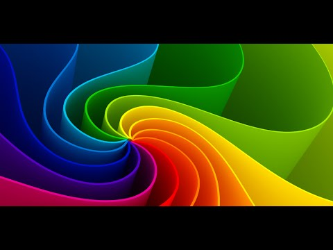 Colors Live Wallpaper - YouTube