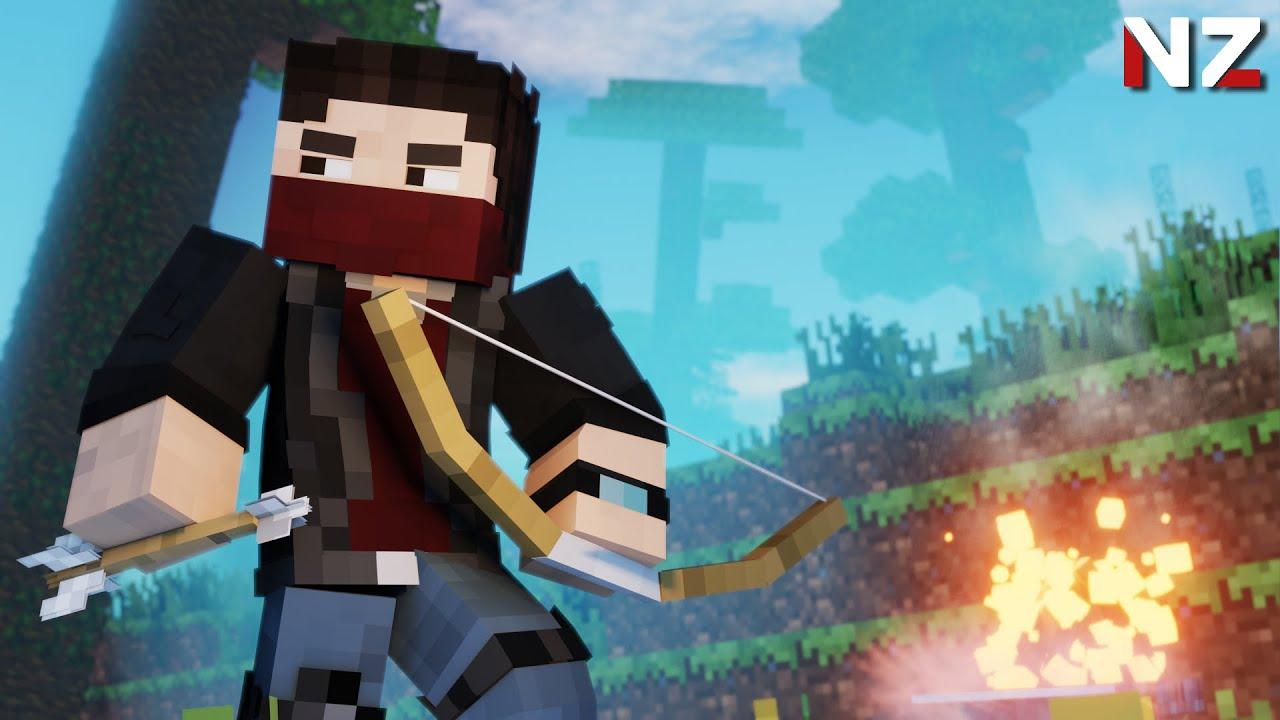 Мёртвые Земли в Minecraft