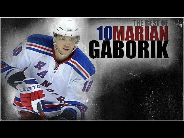 The Best of Marian Gaborik [HD]