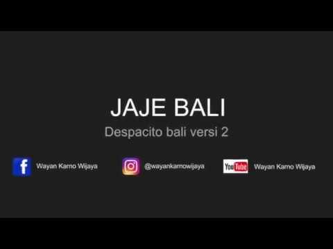 Despacito Bali versi 2