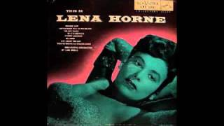 Lena Horne ft Lou Bring & His Orchestra - Ill Wind (RCA Victor Records 1941)