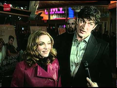 Madonna And Rupert Everett  Talk About Their Movie, The Next Big Thing
