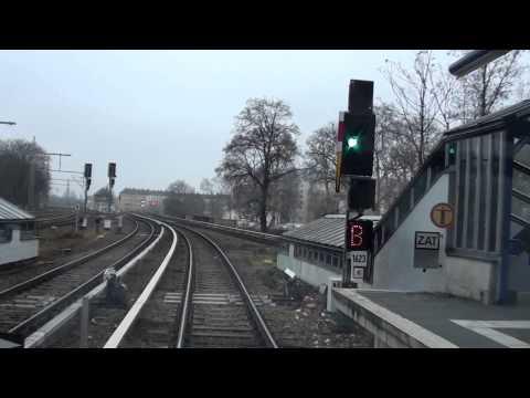 Führerstandsmitfahrt S-Bahn Berlin Pankow - Flughafen Schönefeld
