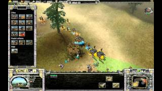 Gameplay - Castle Strike (podruhé)