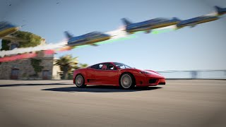 Forza Horizon 2 Первый в сети (Ferrari 360 CS)