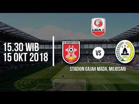 Jadwal Live TV One Liga 2 2018, PS Mojokerto Putra Vs PSS Sleman, Pukul 15.30 WIB