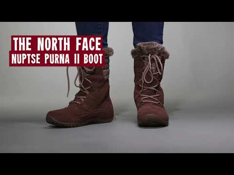 05be53571 The North Face Women's Nuptse Purna II Boot