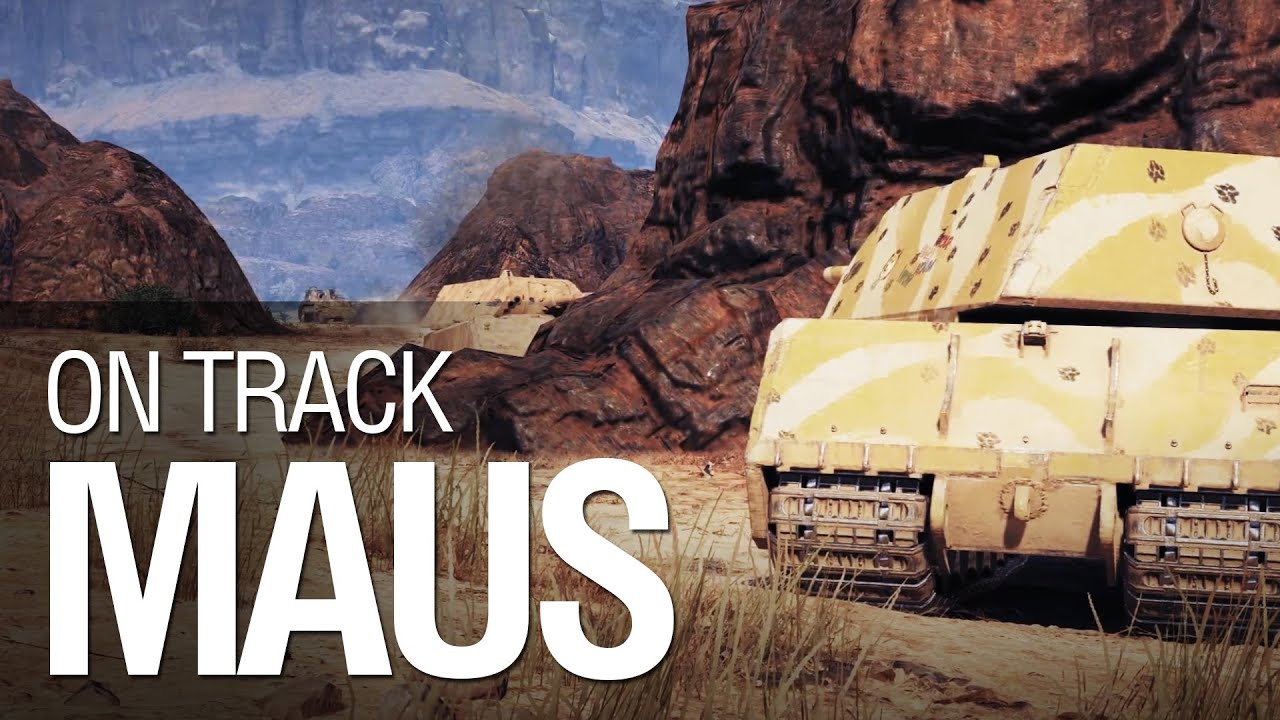 Special] On Track to the Maus