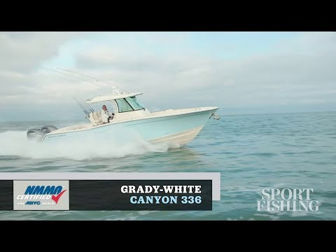 2020 Boat Buyers Guide: Grady-White Canyon 326