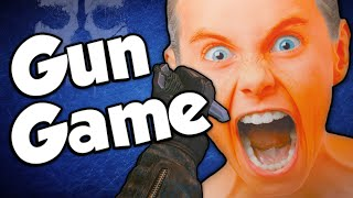 BEST REACTIONS EVER! (Gun Game Reactions - Call of Duty: Ghosts)