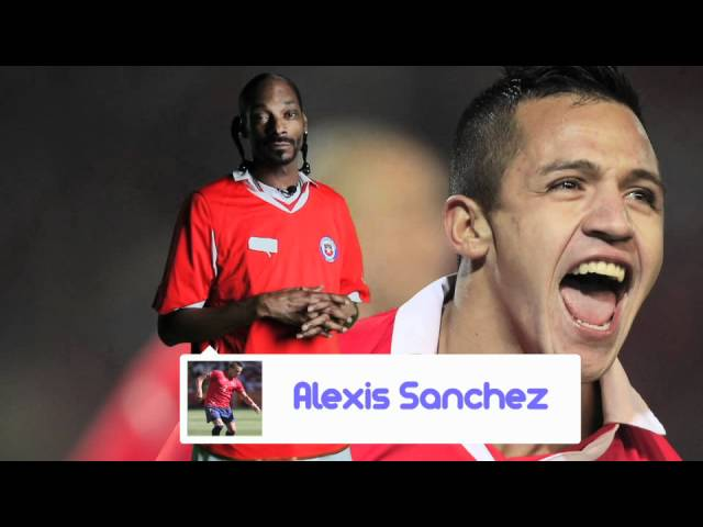 #SnoopEnChile — Alexis Sanchez