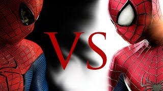 The Amazing Spider-Man 1 VS 2 | Comparativa