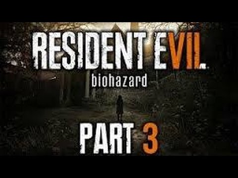 Let's Play Resident Evil 7 Part 3 (1 Of 3 Doggos)