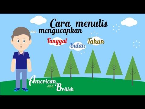 Cara Menulis Dan Membaca Tanggal Dalam Bahasa Ingris. penulisan tanggal dalam bahasa Inggris memang .