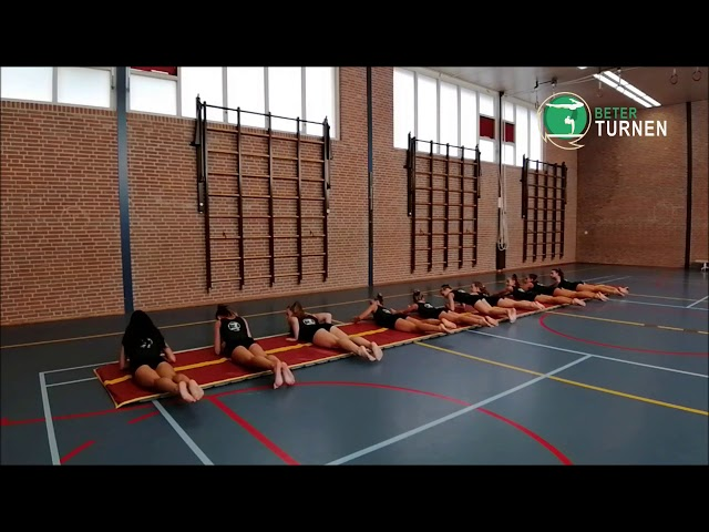 Beter Turnen Core Workout Warming Up Niveau 1