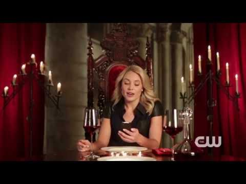 The Originals: My Dinner Date with Leah Pipes sub ita