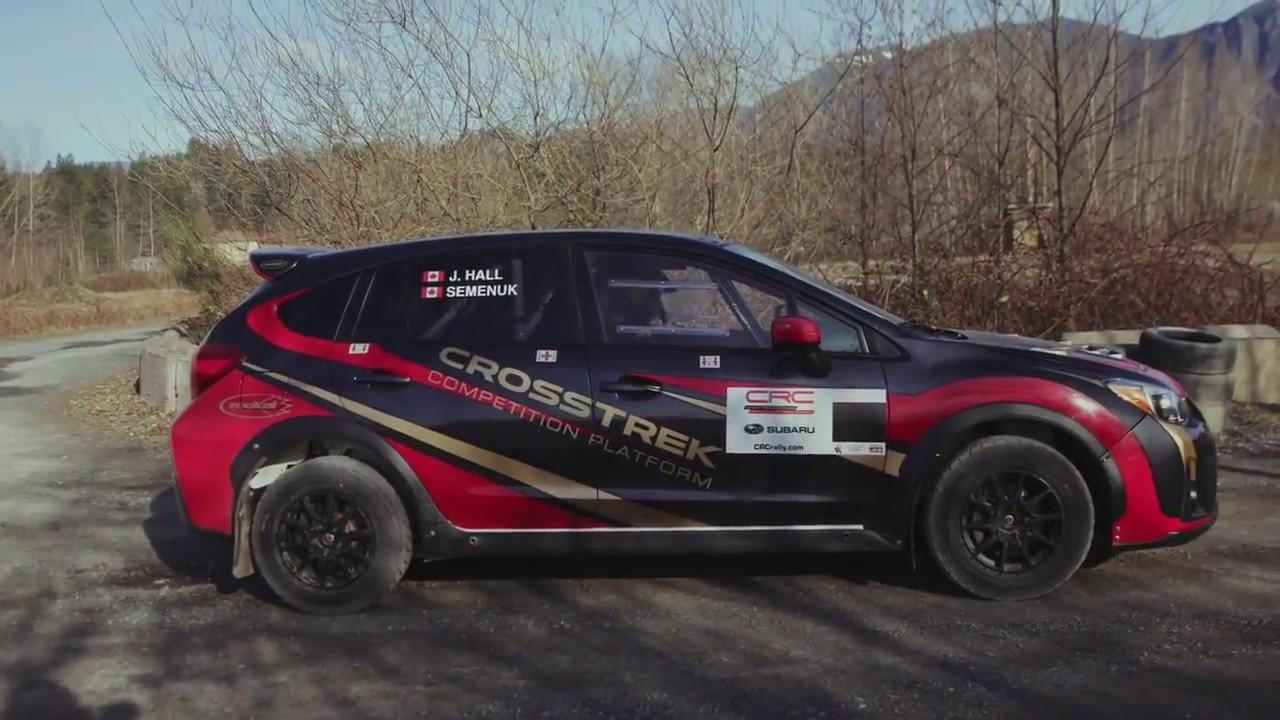 Brandon Semenuk S Rally Crosstrek Youtube
