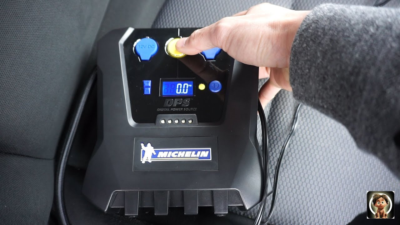 Electric Car Tyre Pump Halfords