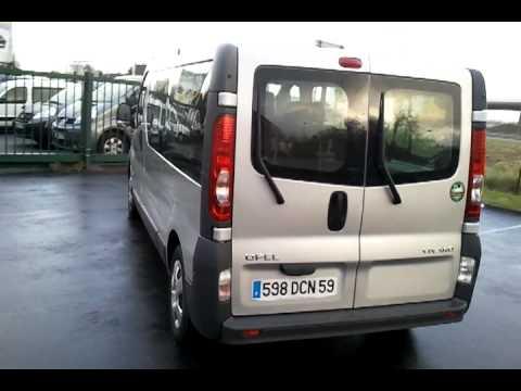 Minibus 9 places