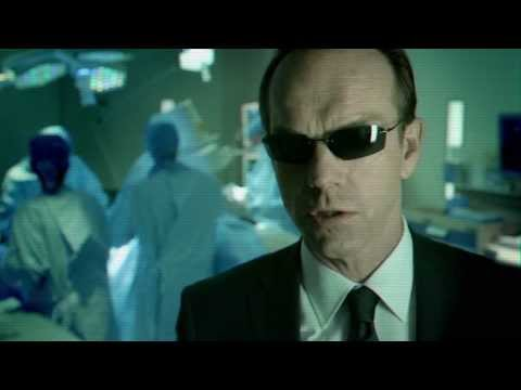 Hugo Weaving GE Commercial / Хьюго Уивинг в рекламе GE 1080p