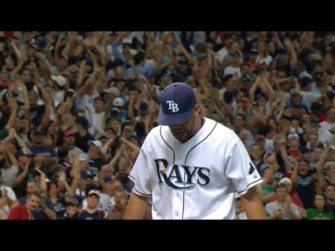 2008 ALCS Gm7: Prices gets final four outs