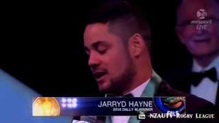 TRENDING NOW!! DALLY M MEDALISTS JOHNATHAN THURSTON & JARRYD HAYNE