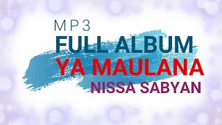 YA MAULANA FULL ALBUM MP3.mp3