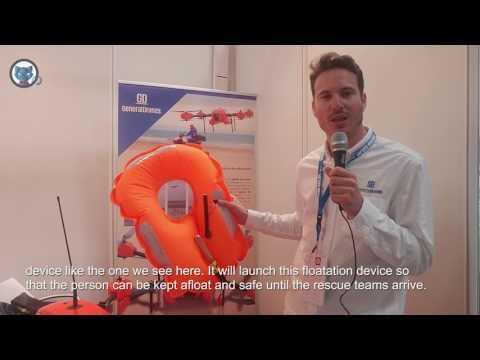 Adrian Plazas, CEO of General Drone