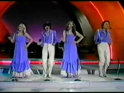 Paschalis, Marianna, Robert & Bessy - Mathima Solfege - Eurovision 1977 Greece